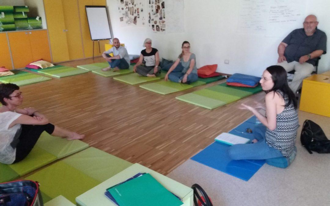 Formazione in corso – Mindfulness per operatori delle professioni di aiuto
