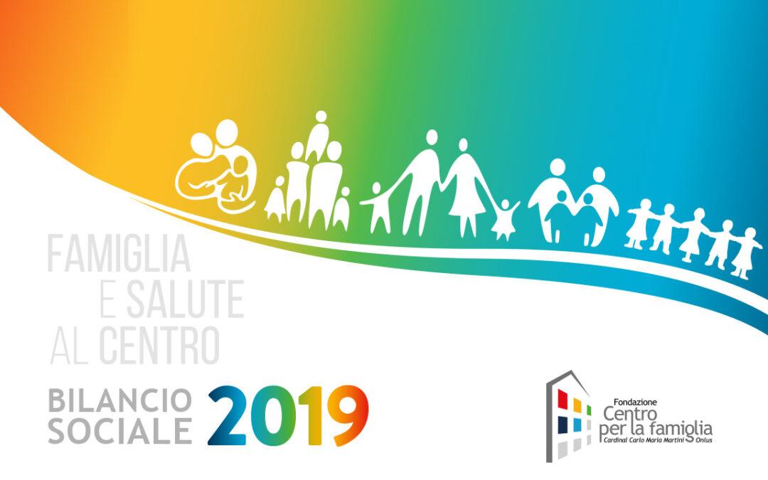Online il Bilancio Sociale 2019 di Fondazione