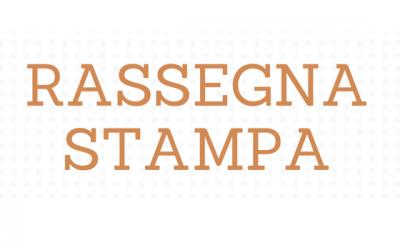 Rassegna Stampa di Fondazione 2019