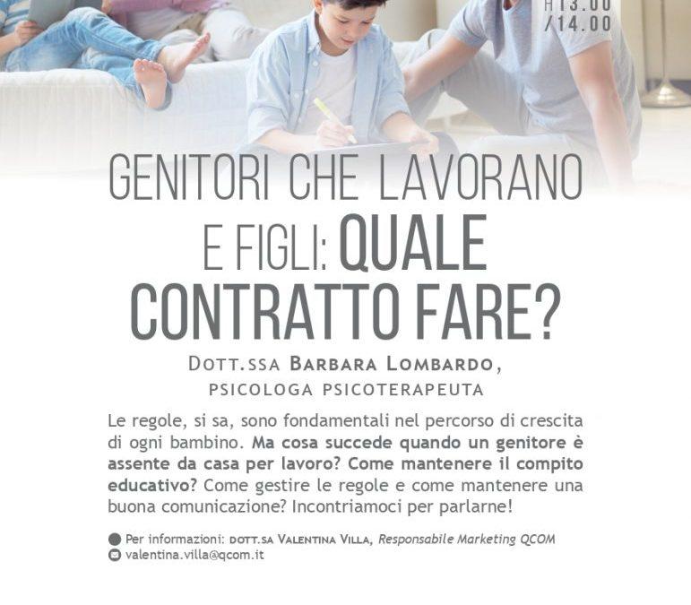 Comunicato Stampa – Fondazione Martini e QCOM SPA insieme per un nuovo modo di intendere il Welfare Aziendale