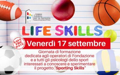 SAVE THE DATE – 17/09 Giornata di formazione per operatori e psicologi dello sport