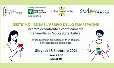 Incontro educazione digitale