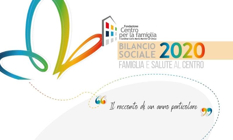 Online Il Bilancio Sociale 2020 di Fondazione