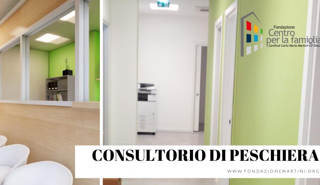 #NONSONOSOLO – Apre il Consultorio di Peschiera Borromeo:  una buonissima notizia al tempo del Covid-19