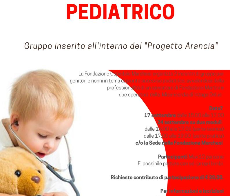 Pronto Soccorso Pediatrico: se ne parla in Fondazione Ospedale Marchesi con operatori di Fondazione Martini e della Misericordia Inzago Onlus